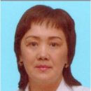 Бакажанова Нурия Орынбасаровна