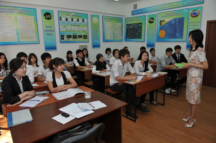 Колледж казахского национального университета им. Аль-Фараби - Bilimland.kz