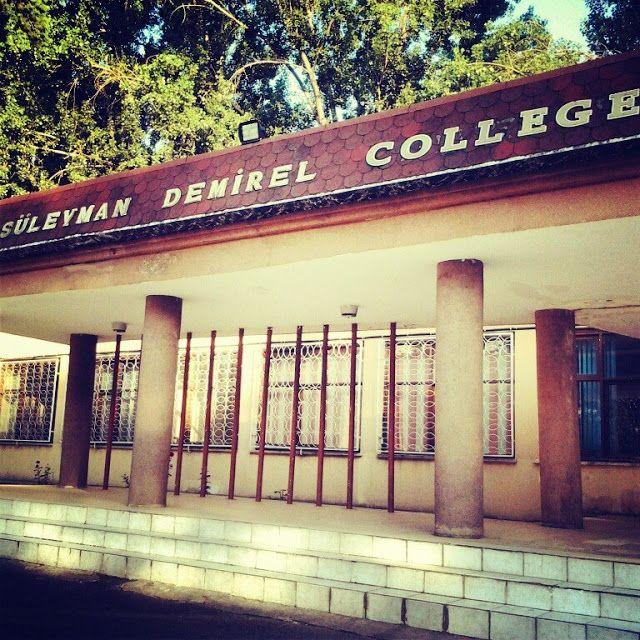 Колледж имени Сулеймана Демиреля - Bilimland.kz