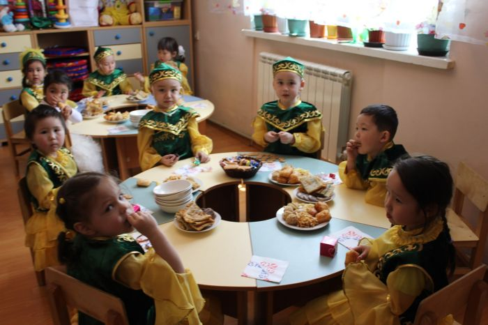 Umma Kids - частный детский сад - Bilimland.kz