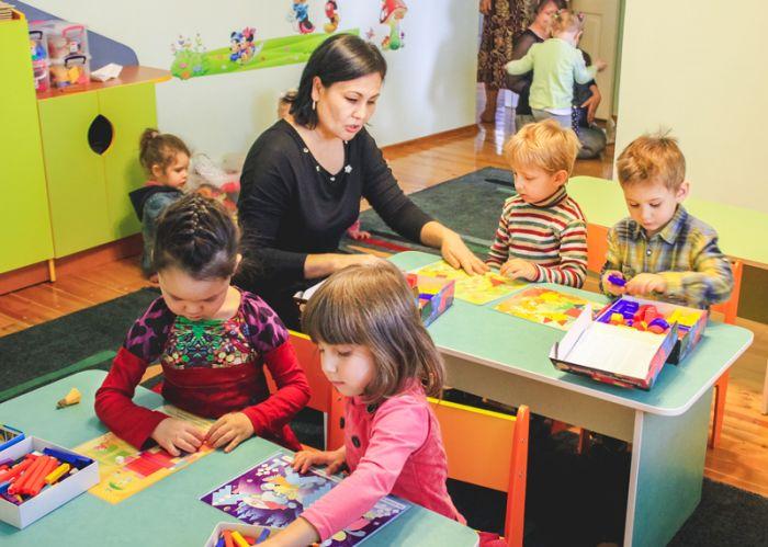 Планета счастья - частный детский сад - Bilimland.kz