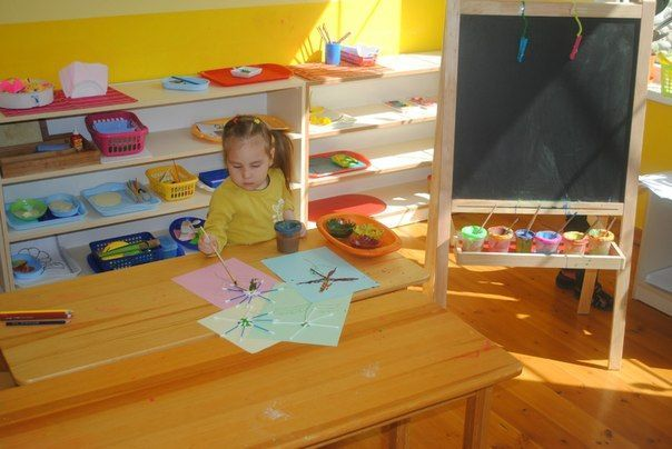МОНТЕССОРИ-ЦЕНТР, центр детского развития (филиал) - Bilimland.kz