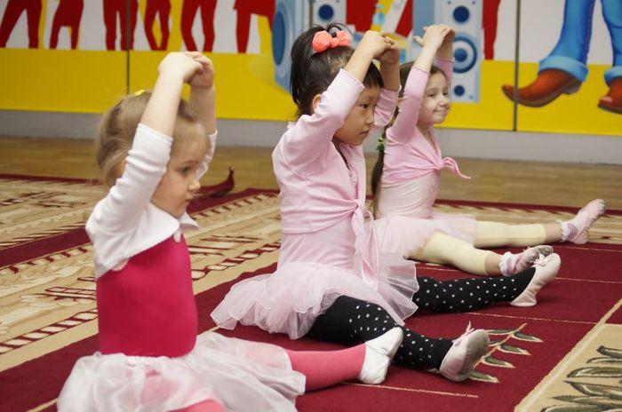 ОВАЦИЯ, детская танцевальная студия - Bilimland.kz