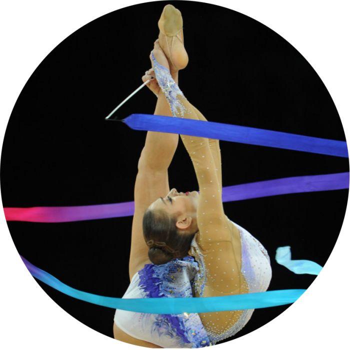 Школа художественной гимнастики МЕНСУЛУ - Bilimland.kz
