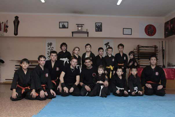 НИНДЗЮЦУ, школа боевых искусств - Bilimland.kz