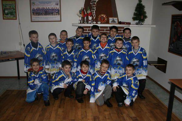ЕНБЕК, хоккейный клуб - Bilimland.kz