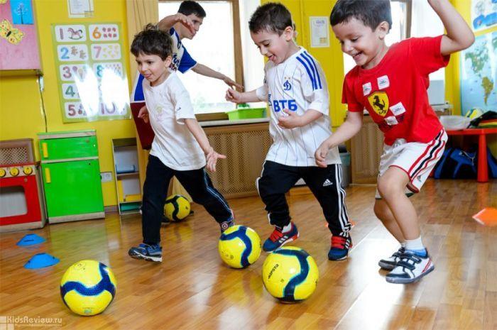 Детский развивающий центр International British House (в Аксай-4) - Bilimland.kz