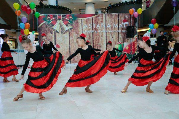 """Студия танца """"ESTRELLA"""" - Bilimland.kz"""