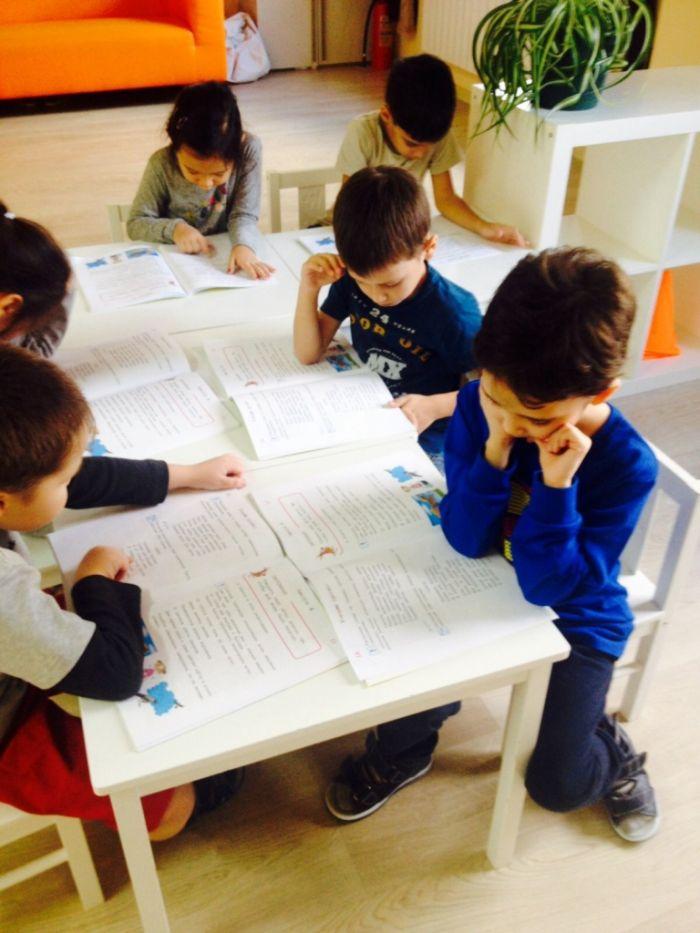"""Центр развития детей """"МОНПАНСЬЕ"""" - Bilimland.kz"""
