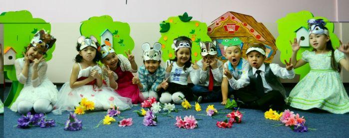 Детский Центр Развития «ЖАС КЕМЕҢГЕР» (на Орынбор) - Bilimland.kz